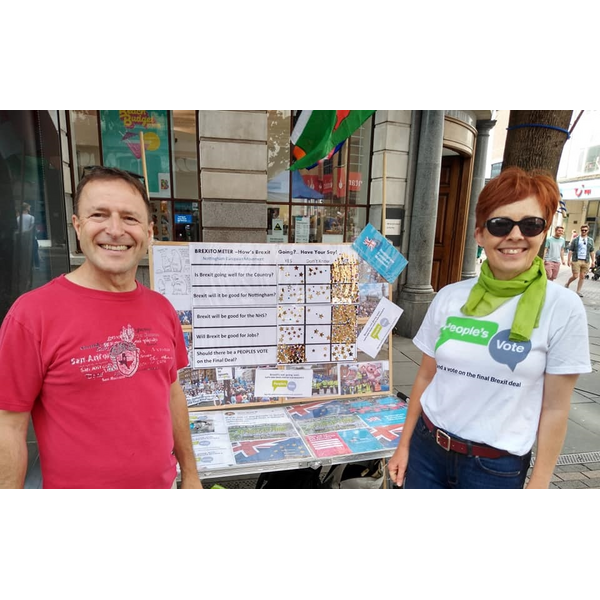Peoples vote stall